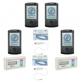 DOUBLE Set Deta Ap-20 M4 +, Deta Ritm-20 M4+, DETA RITM-15, free Therapy 9 Programmer